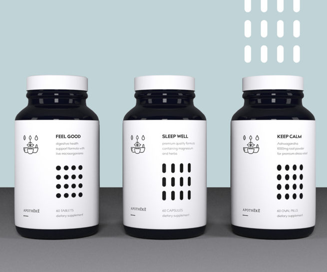 vitamin drink apotheke